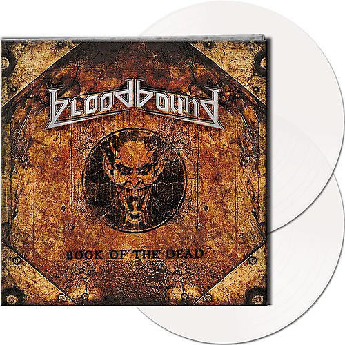 Alliance Bloodbound - Book Of The Dead (Clear Vinyl)