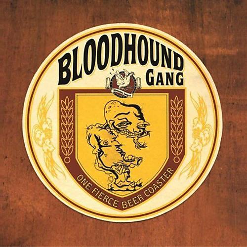 Alliance Bloodhound Gang - One Fierce Beer Coaster