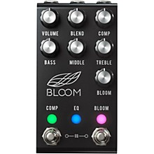 Bloom V2 Compressor Effects Pedal Black