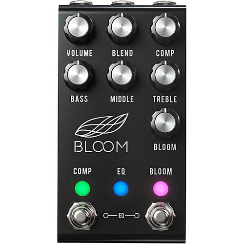 Jackson Audio Bloom V2 Compressor Effects Pedal Black