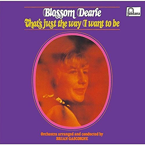 Alliance Blossom Dearie - That's Just the Way I Want to Be
