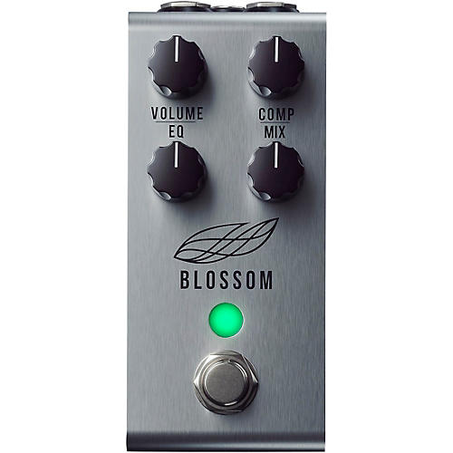 Jackson Audio Blossom Optical Compressor Effects Pedal Condition 1 - Mint Silver