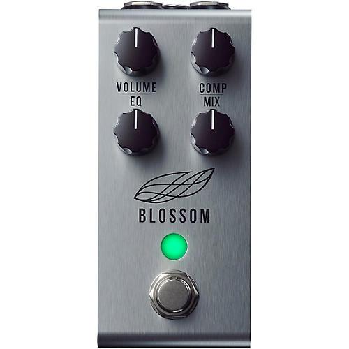 Jackson Audio Blossom Optical Compressor Effects Pedal Silver