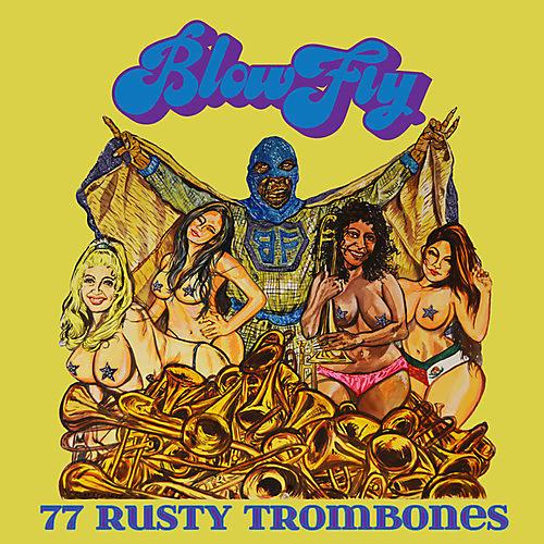 Alliance Blowfly - 77 Rusty Trombones