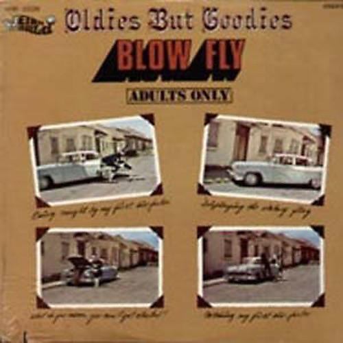 Alliance Blowfly - Oldies But Goodies