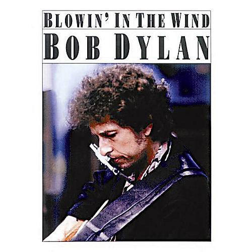 Music Sales Blowin' in the Wind Music Sales America Series Performed by Bob Dylan