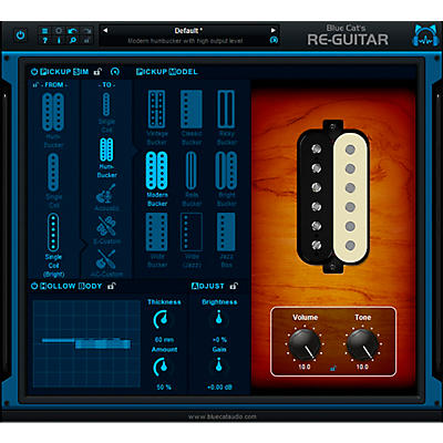 Blue Cat Audio Blue Cat Re-Guiter (Download)