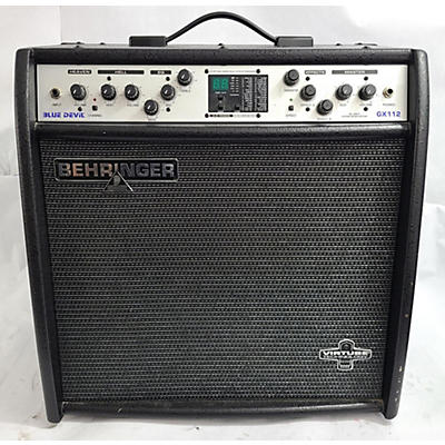 Behringer Blue Devil GX112 Guitar Combo Amp