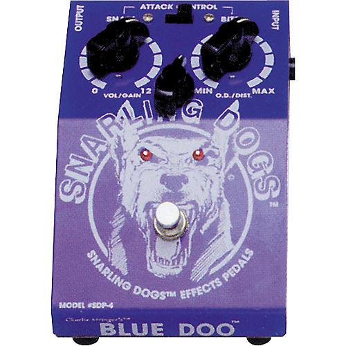 Snarling Dogs Blue Doo Tube Emulator