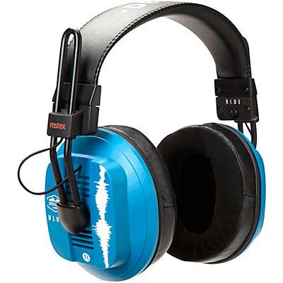Dekoni Audio Blue Fostex/Dekoni HiFi Audiophile Planar Magnetic Headphone