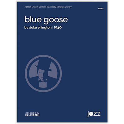 Alfred Blue Goose Conductor Score 5 (Advanced / Difficult)