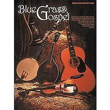 Hal Leonard Blue Grass Gospel Piano/Vocal/Guitar Songbook