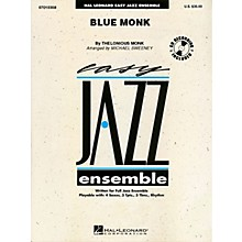 Hal Leonard Blue Monk Jazz Band Level 2 Arranged by Michael Sweeney