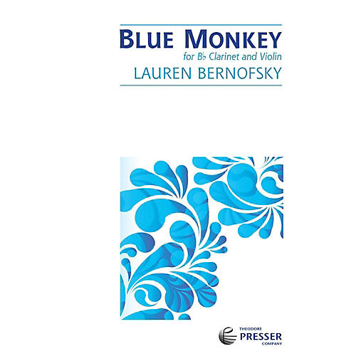 Carl Fischer Blue Monkey - Bb Clarinet and Violin