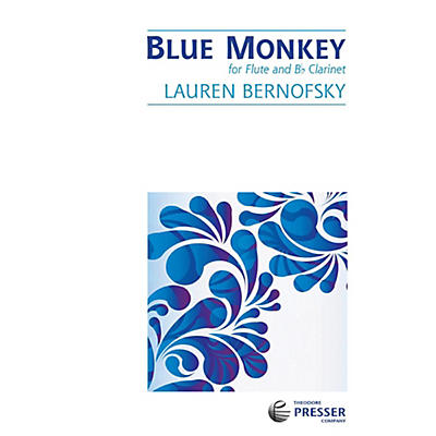 Carl Fischer Blue Monkey - Flute and Bb Clarinet