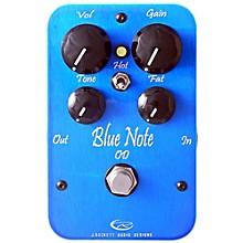 Open BoxRockett Pedals Blue Note Overdrive Guitar Effects Pedal