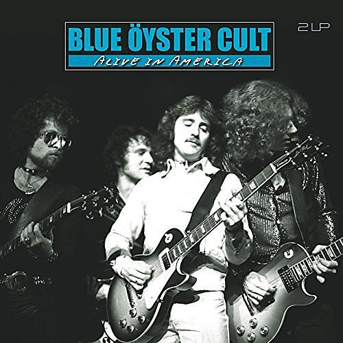Alliance Blue Oyster Cult - Alive In America