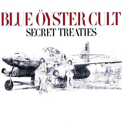Alliance Blue Oyster Cult - Blue Oyster Cult : Secret Treaties
