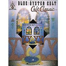 Hal Leonard Blue Oyster Cult - Cult Classics Guitar Tab Songbook