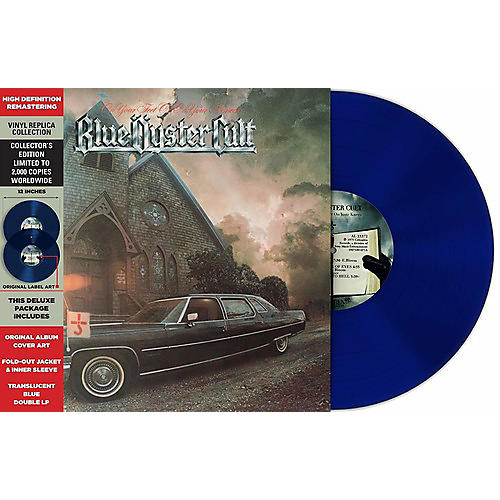 Alliance Blue Oyster Cult - On Your Feet or on Your Knees