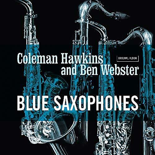 Blue Saxophones