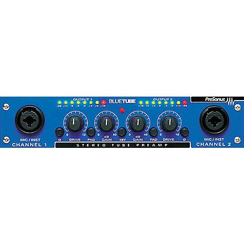 PreSonus BlueTUBE Stereo Microphone Preamp