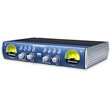 Open Box PreSonus BlueTube DP V2 2-Channel Mic/Instrument Tube Preamp