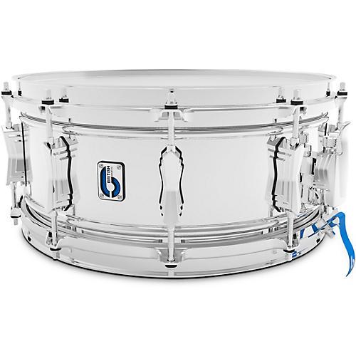 British Drum Co. Bluebird Pro Snare Drum 14 x 6 in. Chrome