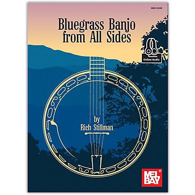 Mel Bay Bluegrass Banjo from All Sides