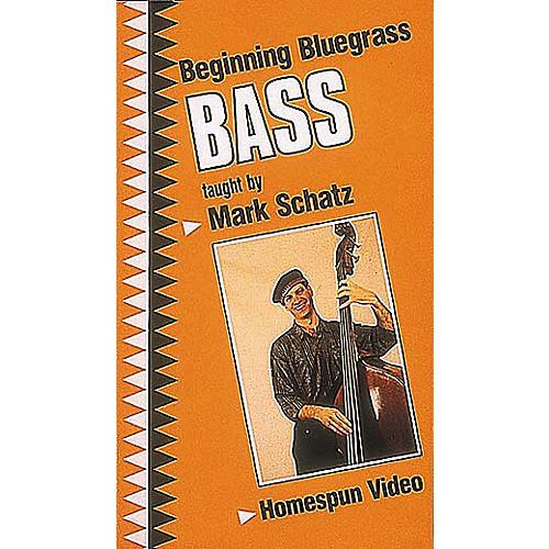 Homespun Bluegrass Bass 1 (VHS)