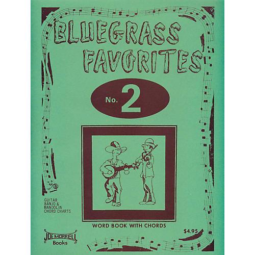 Morrell Music Bluegrass Favorites Book Volume 2