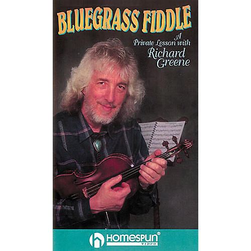 Hal Leonard Bluegrass Fiddle Video