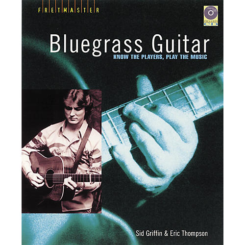 Backbeat Books Bluegrass Guitar - Know the Players, Play the Music (Book)