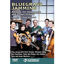 Homespun Bluegrass Jamming (DVD)