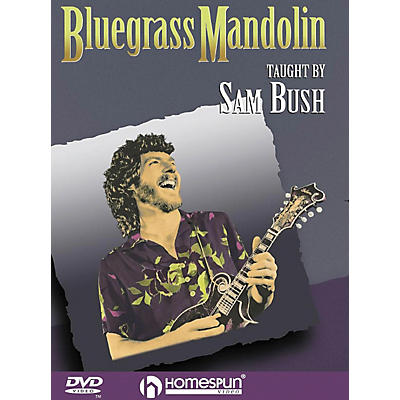 Homespun Bluegrass Mandolin (DVD)