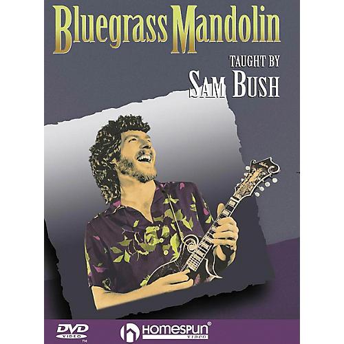Homespun Bluegrass Mandolin (DVD)