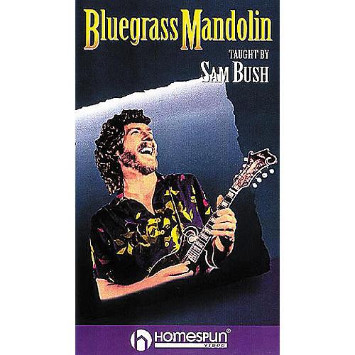Hal Leonard Bluegrass Mandolin Video