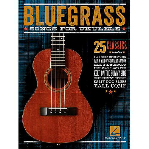 Hal Leonard Bluegrass Songs For Ukulele