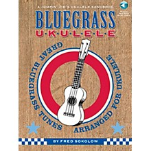 Hal Leonard Bluegrass Ukulele - A Jumpin' Jim's Ukulele Songbook Book/CD