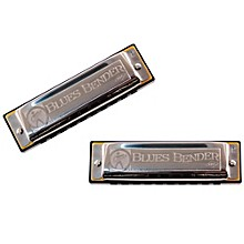 Blues Bender P.A.C. Harmonica (2 Pack) C