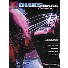 Hal Leonard Blues Classics Bass Tab Book