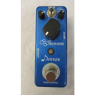 Donner Blues Drive Effect Pedal