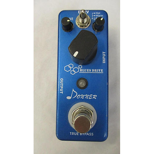 Donner Blues Drive Effect Pedal