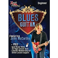 Hal Leonard Blues Guitar Beginner Featuring John McCarthy DVD