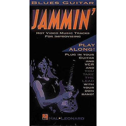 Hal Leonard Blues Guitar Jammin Video
