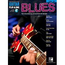 Hal Leonard Blues Guitar Play-Along Volume 38 Book with CD