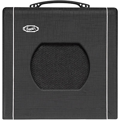 Supro Blues King 8 1W 1x8 Tube Guitar Combo Amplifier