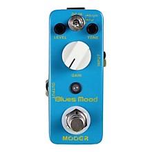Open BoxMooer Blues Mood, Classic Blues Overdrive Guitar Effects Pedal