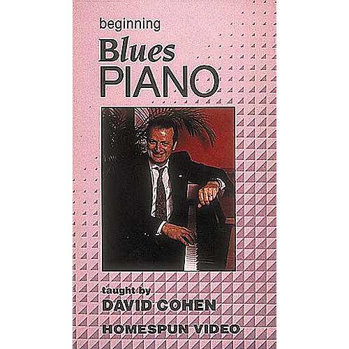 Hal Leonard Blues Piano - Video One: Beginning Blues Piano