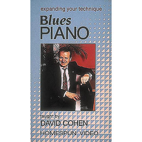 Hal Leonard Blues Piano - Video Three: Expanding Your Technique